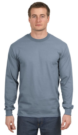Hanes Long Sleeve T-Shirt