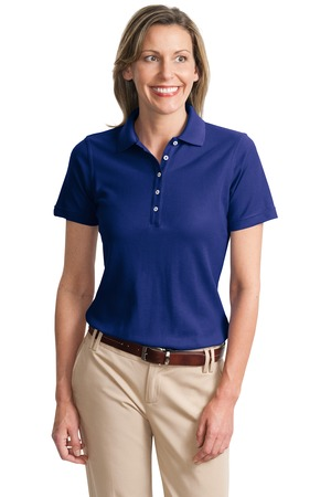 Port Authority - Ladies EZCotton™ Pique Polo